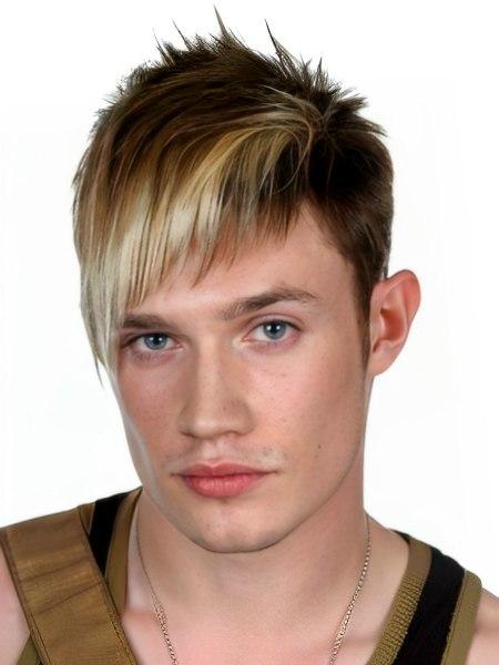 erkek model sa� foto�raflar�