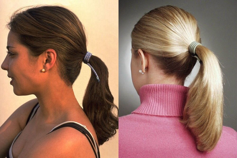 thin hair ponytail styles the best ponytails and an all day hold for your ponytail 6790