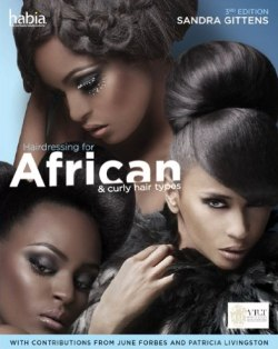 Hairdressing textbooks nvq guides and cosmetology exam books hairdressing for african and curly hair types fandeluxe Images