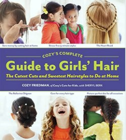 Books about hairstyles for children | Kids hairstyles