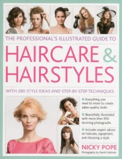 Books about hairdressing and hairstyling