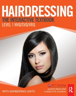 Hairdressing textbooks nvq guides and cosmetology exam books hairdressing level 1 the interactive textbook fandeluxe Images