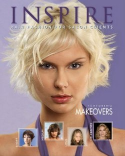 hair styling books books with hairstyles and haircuts including inspire 8994
