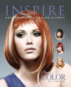 Books with hairstyles and haircuts, including Inspire Quarterly ...