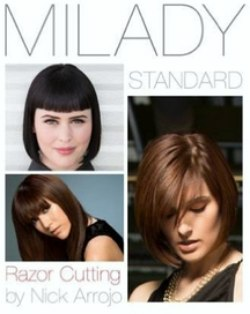 Technical haircutting books, haircutting techniques and step-by-step ...