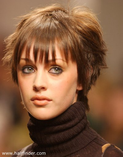 bedhead hairstyles. Return to the Catwalk Hairstyles Index