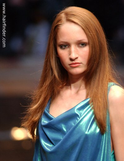 Return to the Catwalk Hairstyles Index