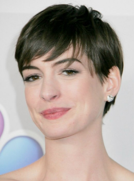 HD wallpapers new hairstyle for round face 2013
