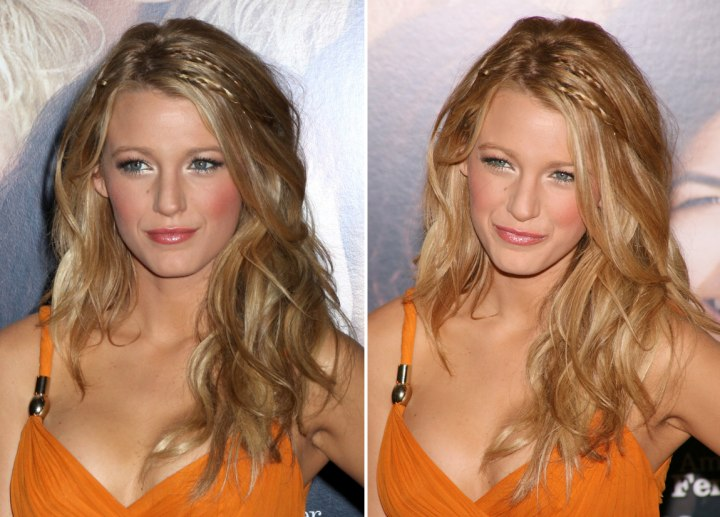 blake lively beach waves. More Blake Lively Hairstyles