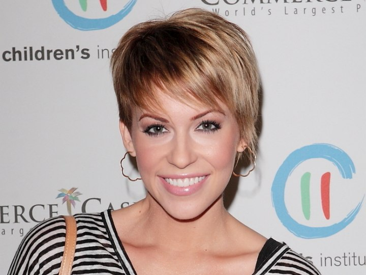 hairstyles with wispy bangs. More Farah Fath Hairstyles