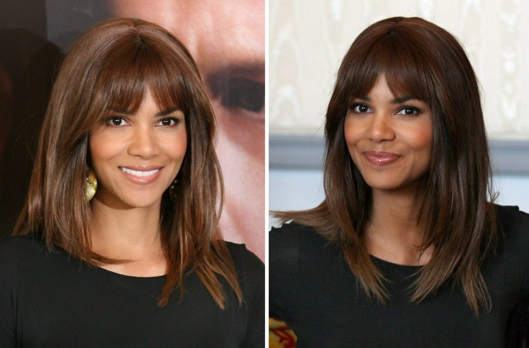 Halle Berry S Long Hair And Her Plans To Shave Her Head Bald