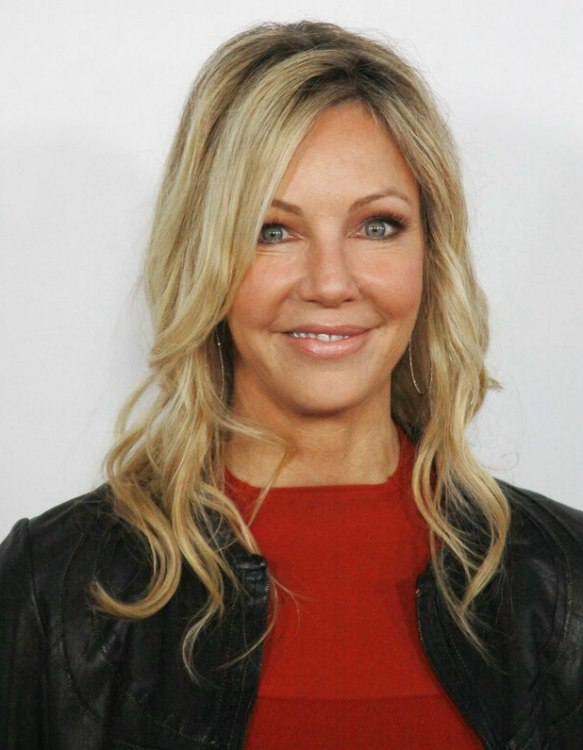 Amazing Heather Locklear39S Long Layered Hairstyle Haircut For A 50 Woman Short Hairstyles Gunalazisus