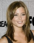 Holly Valance with long hair