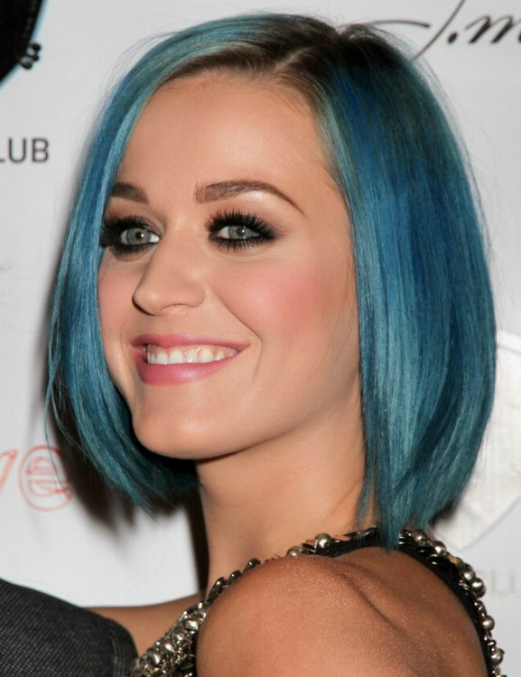 What Color Is Katy Perry S Natural Hair