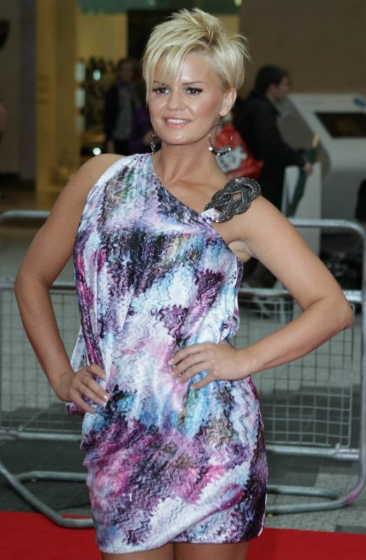 Related Post: More Kerry Katona hairstyles