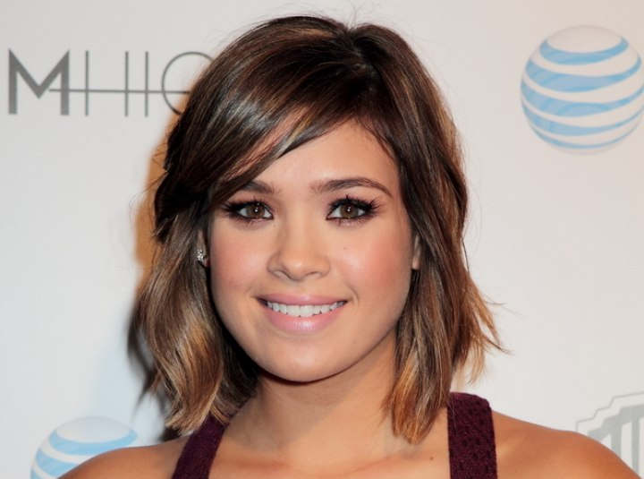 Nicole Anderson Hassle Free Above The Shoulders Hairstyle