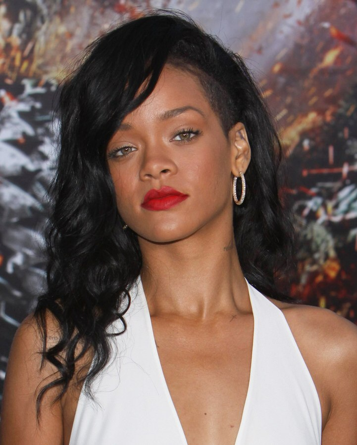 Hairstyles Different Types For Girls Rihanna Bob  Medium