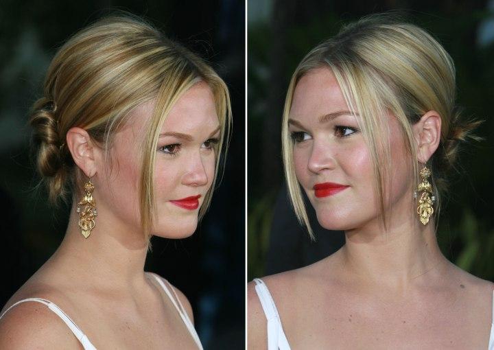 julia stiles hair cut