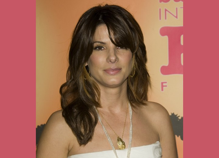 hot wallpapers of Sandra Bullock pics images