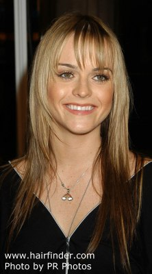 Taryn Manning with long straight hair