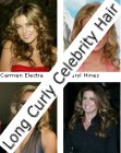 curly long celebrity hairstyles