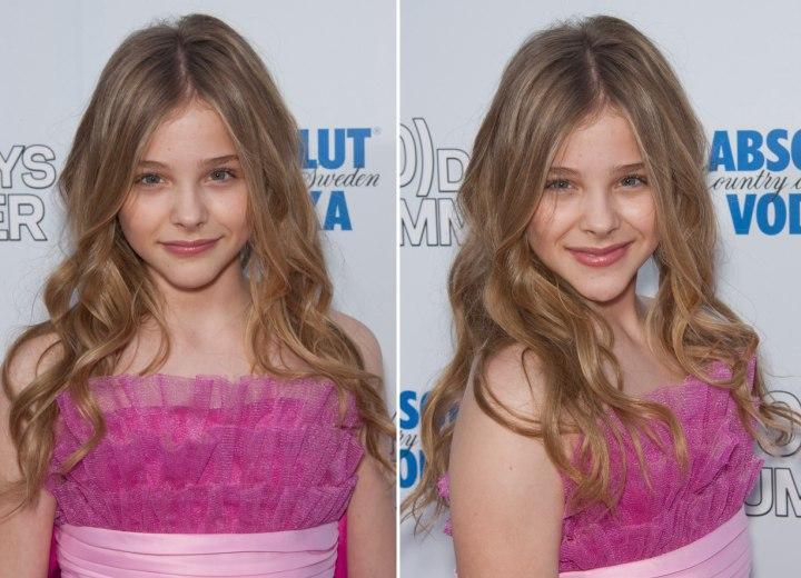 Готовые аватары Chloe-moretz