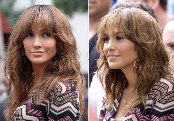 jennifer lopez hair 2009. Jennifer Lopez - 07/16/2009