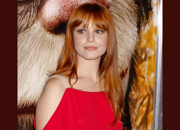 Picture of Lauren Ambrose Hairstyles Image of Lauren Ambrose Hairstyles