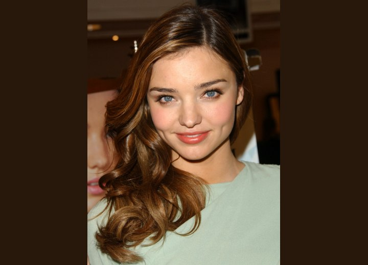 High School Girl Look And Makeup For Nicole Gale Anderson And Miranda Kerr W