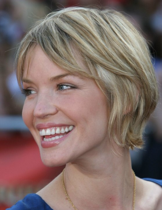 Carefree Hairstyles For Short Hair - Hairstyles By Unixcode
