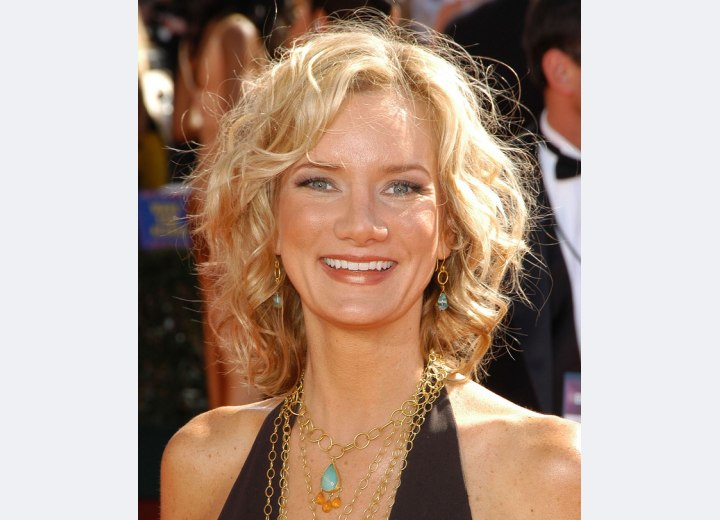 Body Perm For Shoulder Length Hair Hair Color Ideas And Styles For