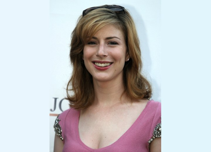 Actress Diane Neal Pictures