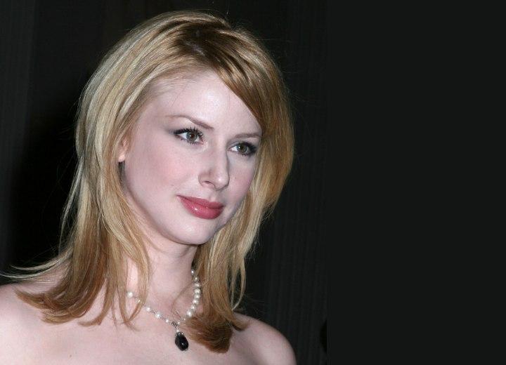 modern feminine hairstyle