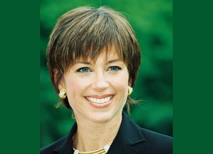 Asian Celebrities on Dorothy Hamill Hairstyle Pictures   Sezginalay2