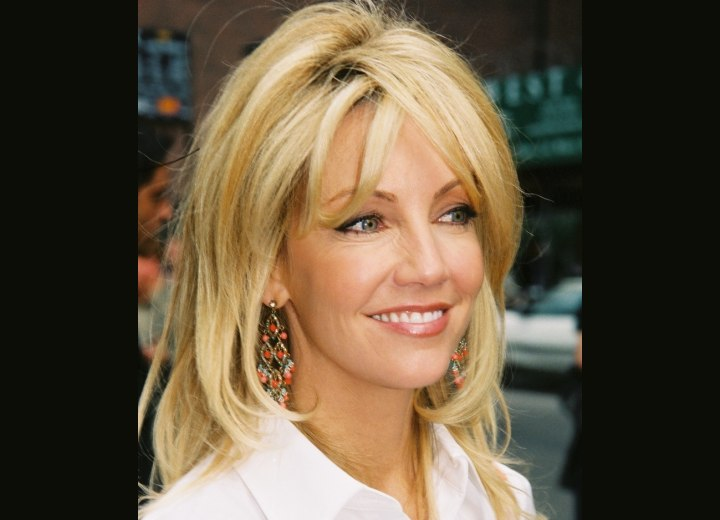 Think, that Heather locklear see thru pity, that
