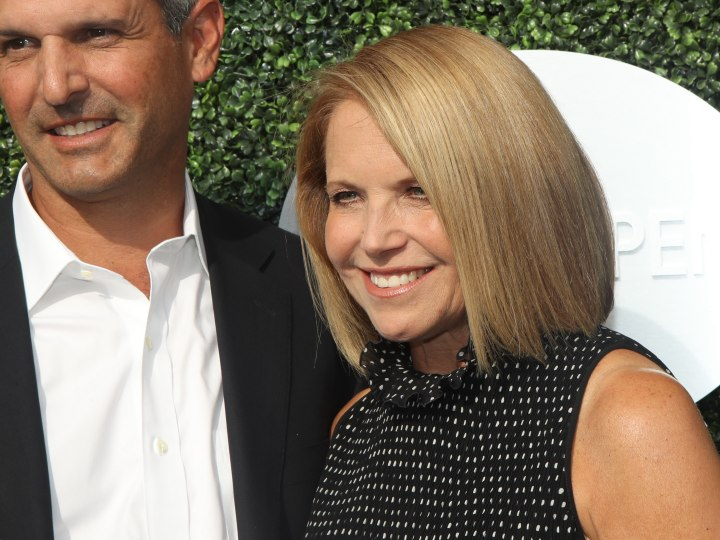Katie Couric Hairstyles