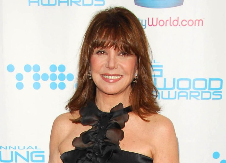 Marlo Thomas - Hair for a woman who is almost 50