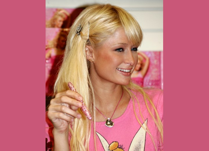 Britney spears brassy blonde long hair extensions bride hair style blonde hair extensions on blonde hairextensions paris hilton picture 2011 2012 hair extensions pmusecretfo Gallery
