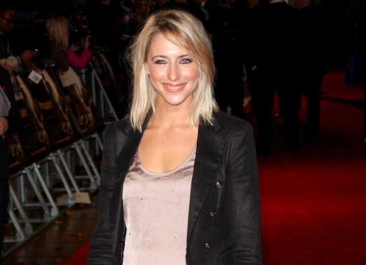 Ali Bastian - Stylish sporty look for an evening out