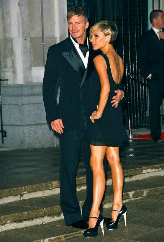 Victoria Beckham Short Haircut Front And Backother Dressesdressesss