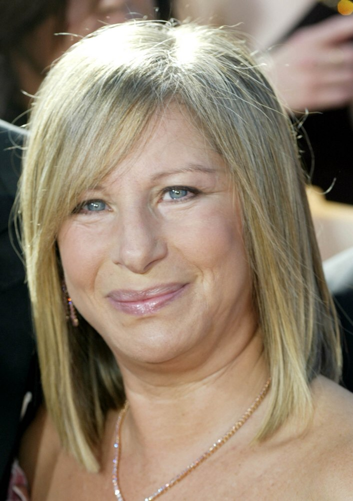 Barbara Streisand Hairstyles