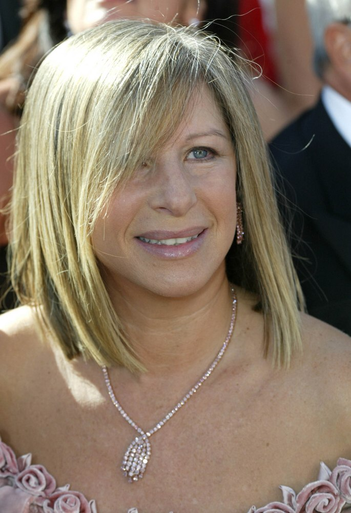 Pictures Of Hair Styles: Barbara Streisand Hairstyles