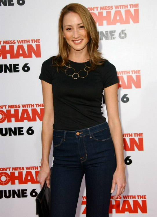 Bree Turner Hair Around Shoulder Length And Smoothed For
