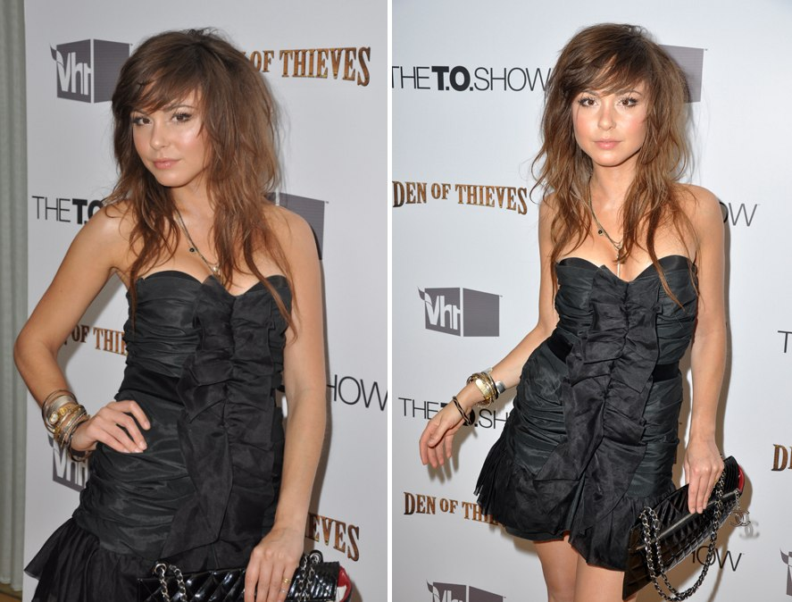Brittany Flickinger S Hairstyle And Rashida Jones Wearing Her Informal Hairstyle With Lazy Messy Coils
