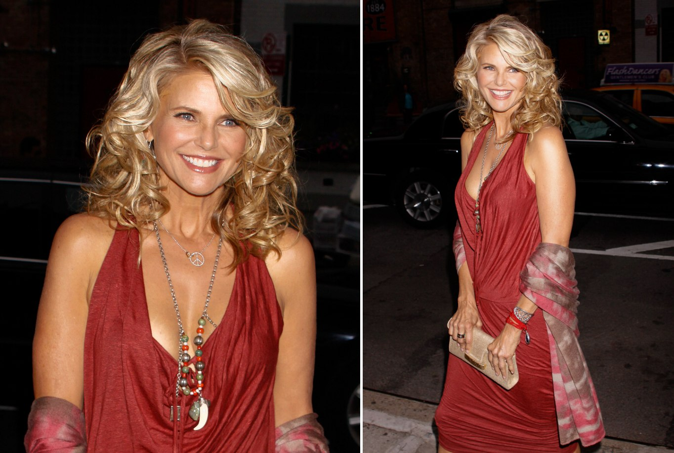 christie brinkley rachel stevens christie brinkley 06 17 2009 previous