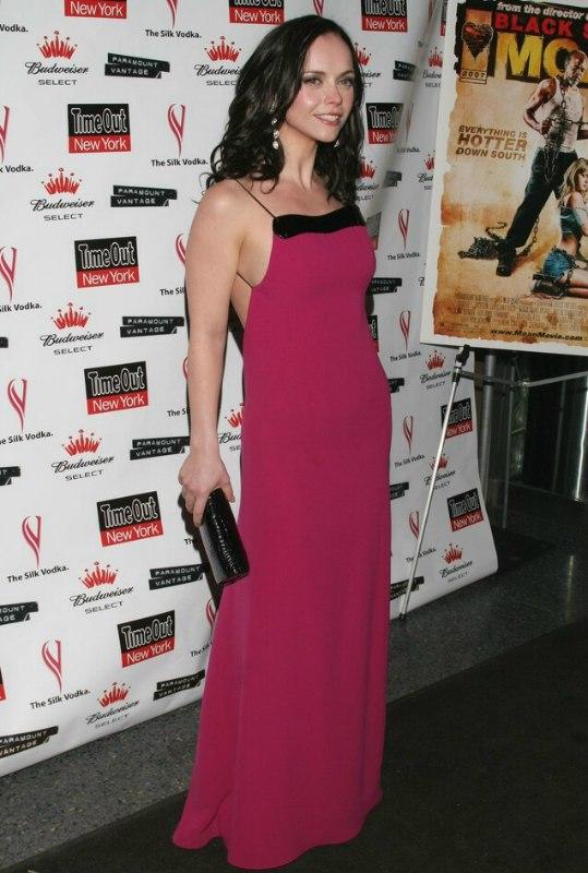 Christina Ricci Fashion Style