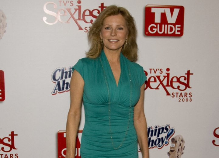 Cheryl Ladd - Hairstyle for a woman aged over 50
