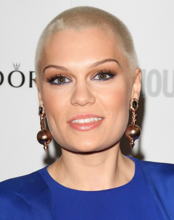 Jessie J New Hair Color 2013