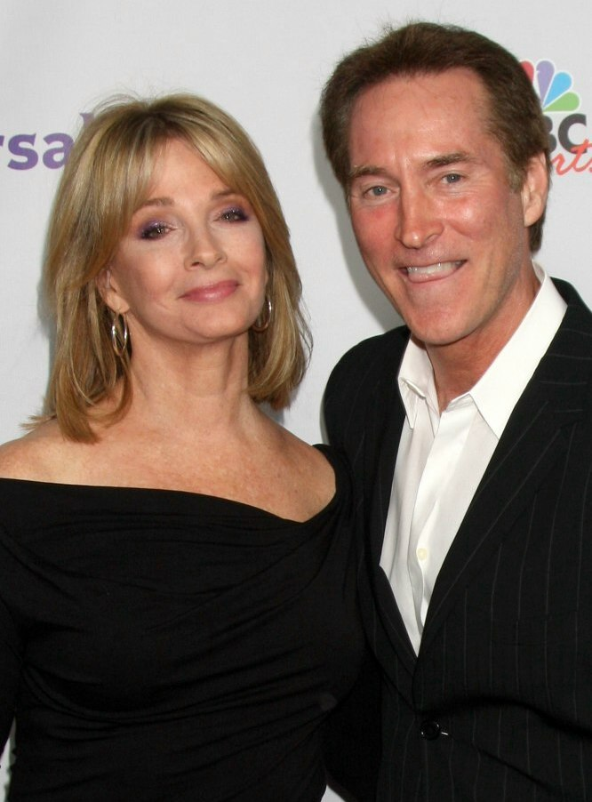 Deidre Hall Youthful Hairstyle For A 60 Plus Woman