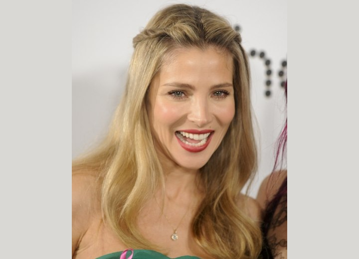 Elsa Pataky - Sweet and youthful long hairstyle
